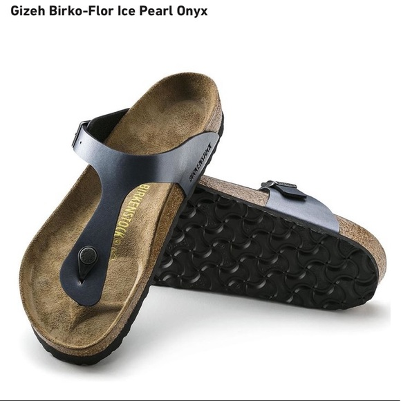 57ef8aa39dc Birkenstock Gizeh Thong Sandal • Ice Pearl • 8